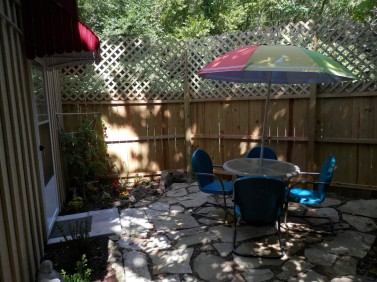 Dudeplex 2 - Private Patio