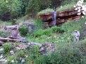 Bluffs & Waterfall