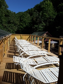 Elevated Solar Deck
